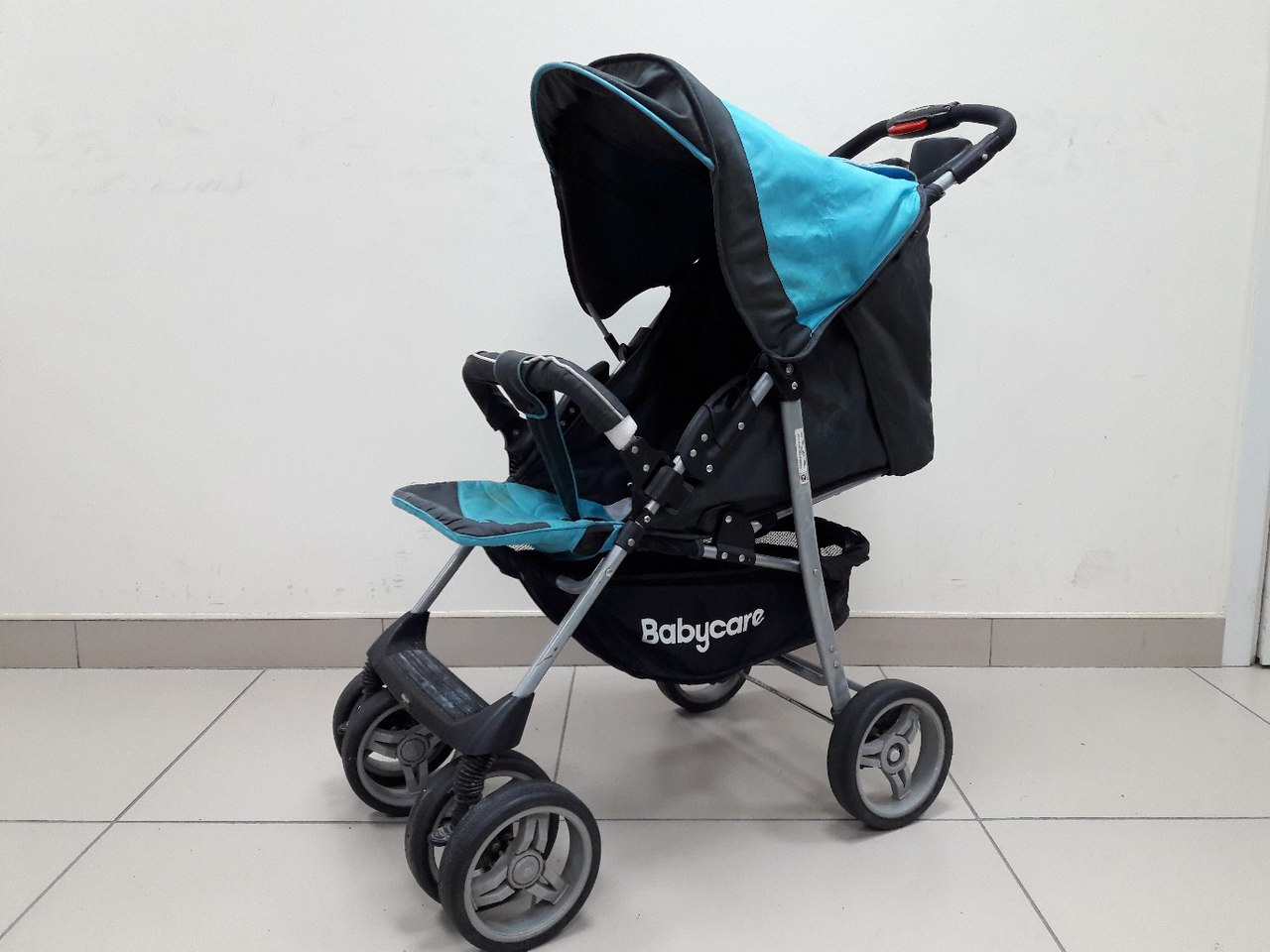 Лот 70598. Коляска Baby Care Voyager.