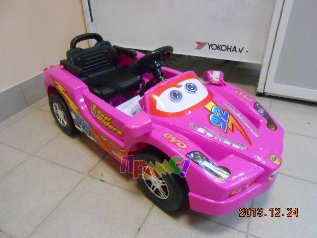 Электромобиль Toysmax REAL