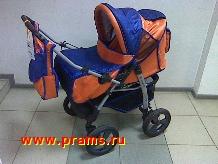Люлька переноска и сумочка для мамы.  Производство Польша.